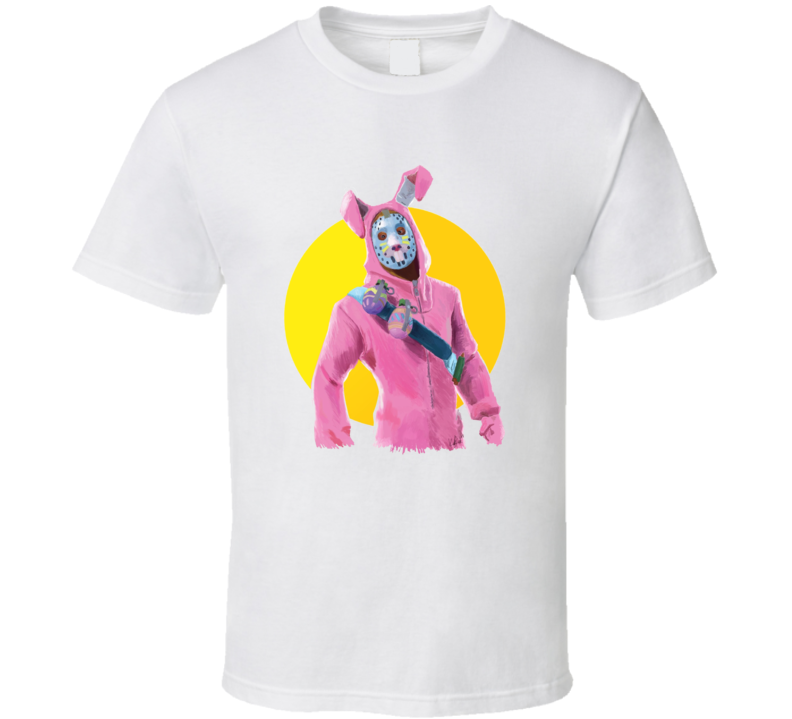 Rabbit Raider Fortnite T Shirt