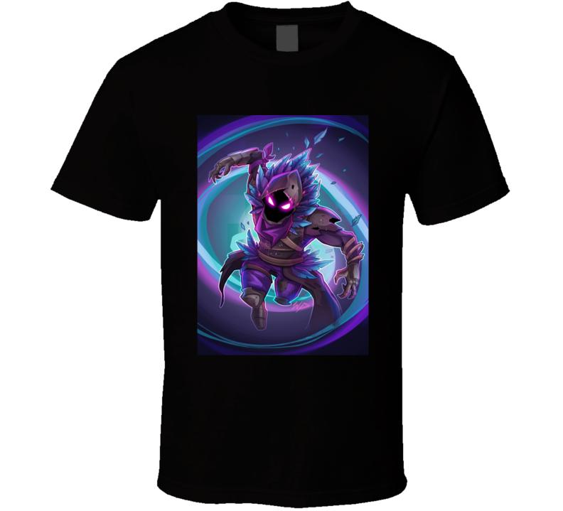 Raven Fortnite T Shirt