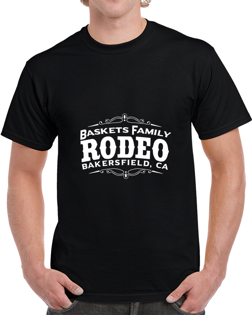 Baskets Family Rodeo T Shirt