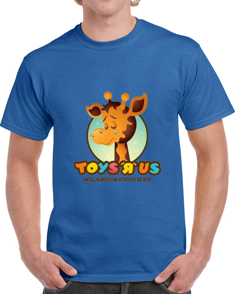 Sad Toys R Us Kid T Shirt