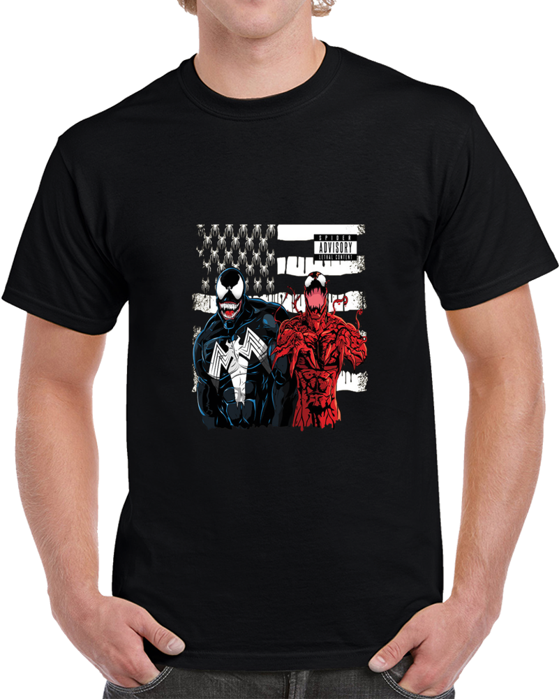 We're Sorry Ms. Parker Venom And Carnage T Shirt