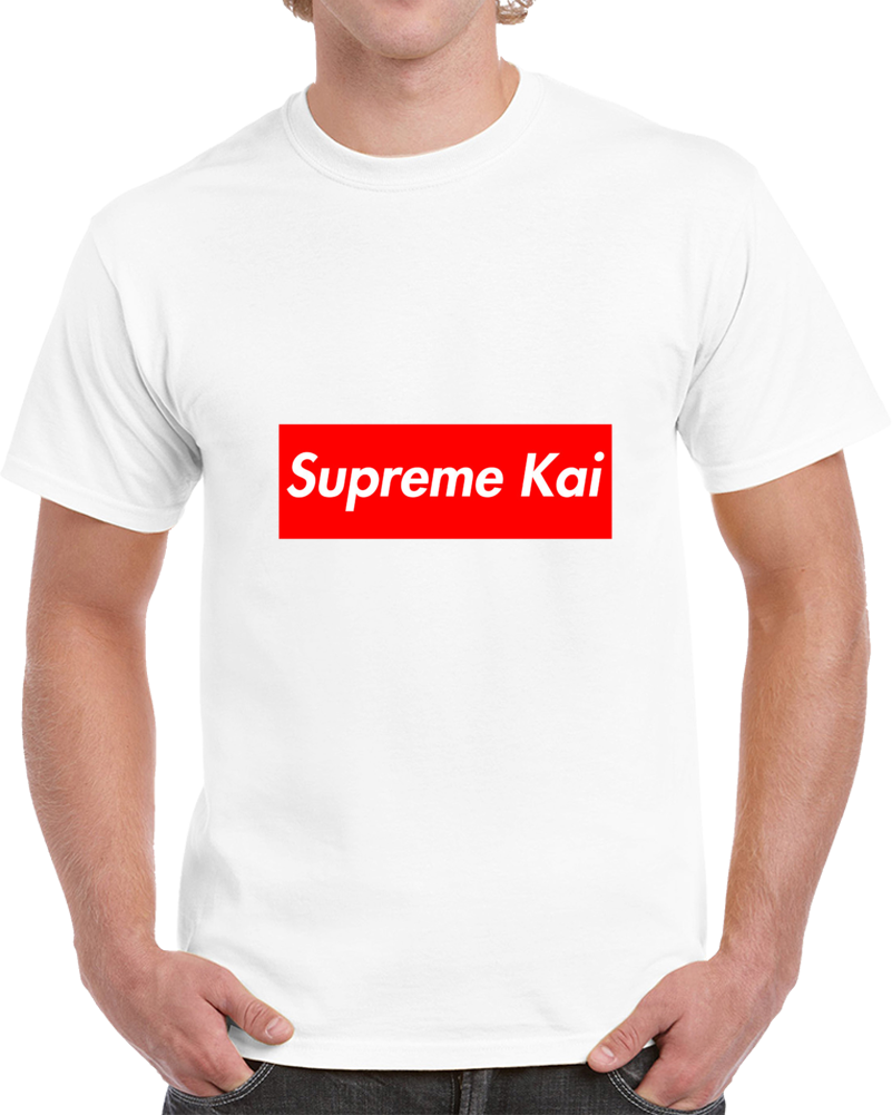 Supreme Kai - Dragon Ball Z Super T Shirt