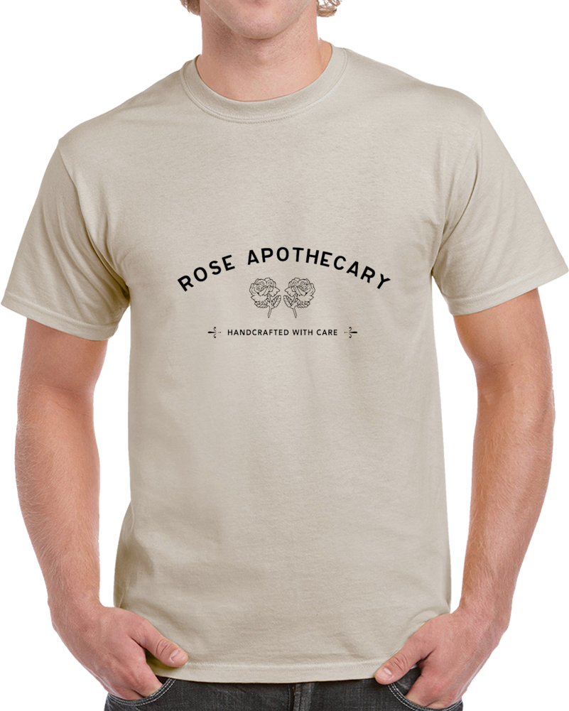 That One Store Schitt's Creek Rose Apothecary T Shirt