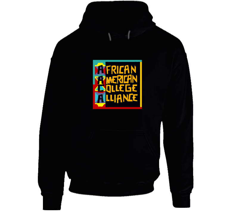 Aaca African American College Alliance Hoodie