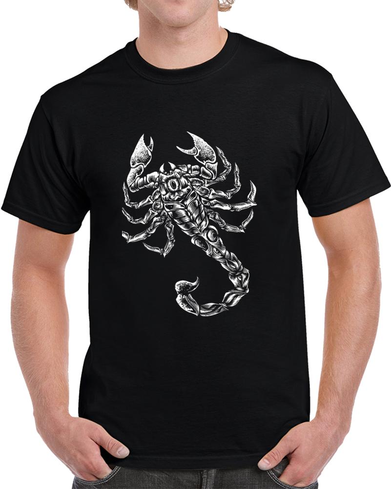 Sting Scorpion T Shirt