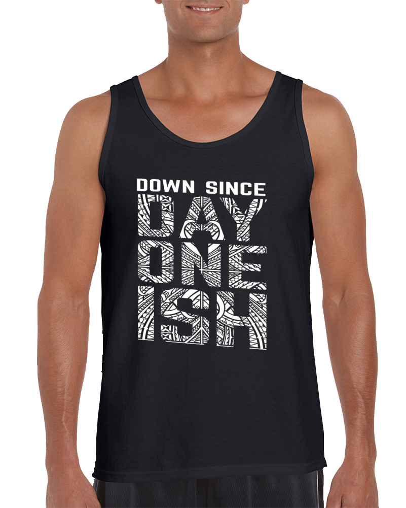 The Usos Down Since Day One Ish Tank Top