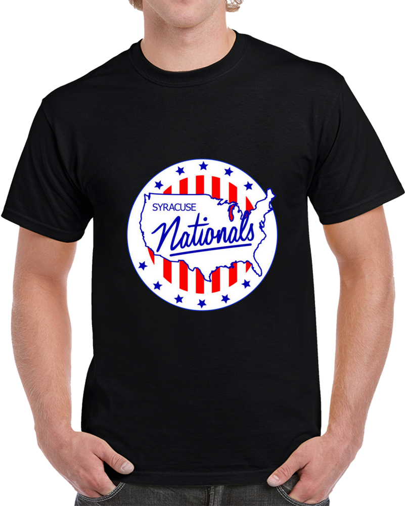 Defunct - Syracuse Nationals T Shirt