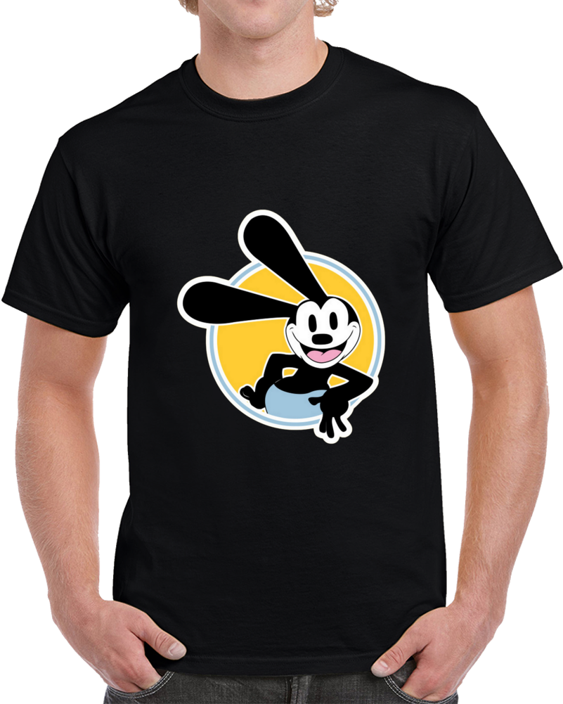 Oswald The Lucky Rabbit T Shirt
