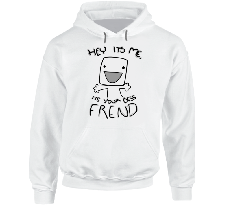 Your Bess Frend Hoodie