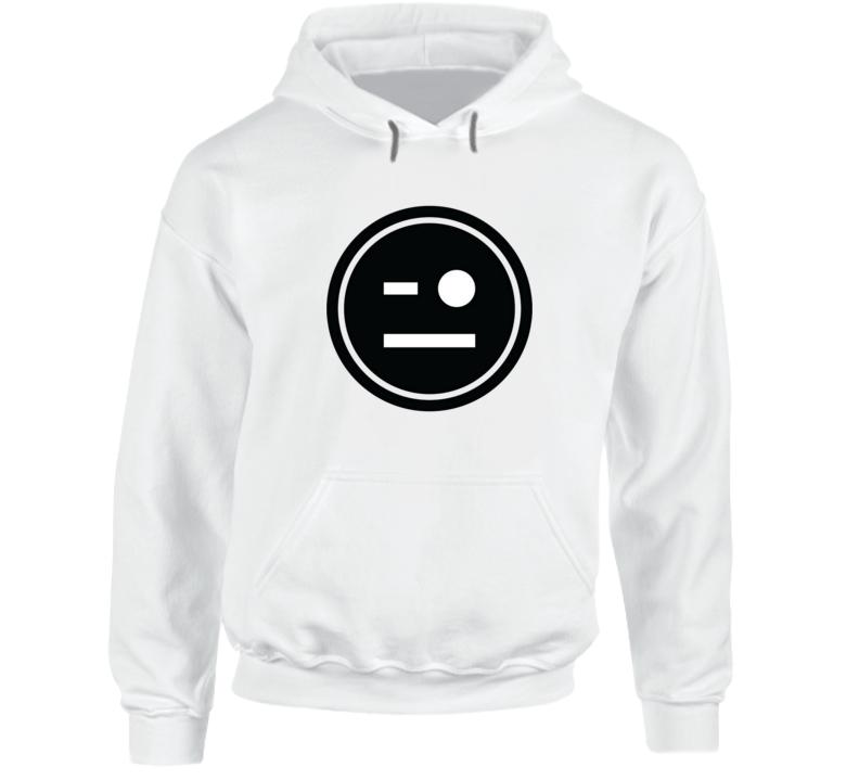 Johnny Gargano - Nxt Smiley Sticker Hoodie