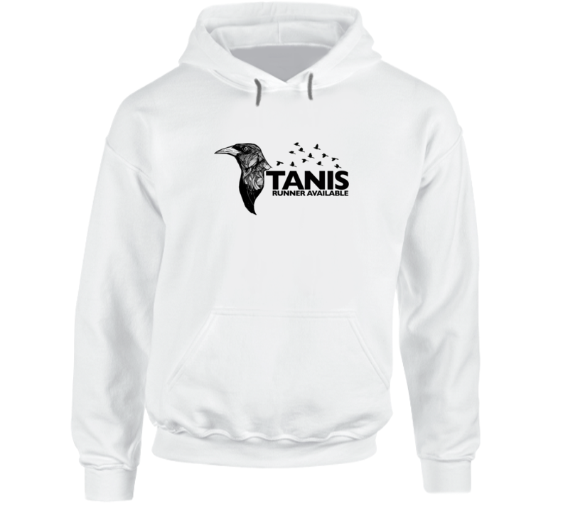 Tanis - Grackles Runner Available Hoodie