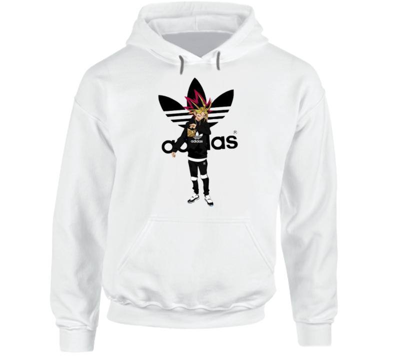 Yugioh Adidas Hoodie