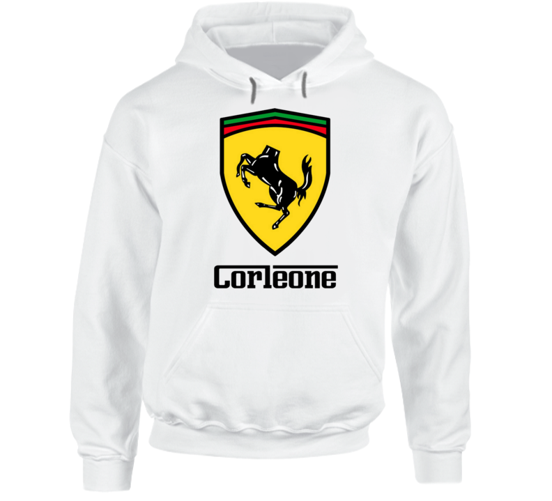 Scuderia Corleone (collab With Jay Hai) Hoodie