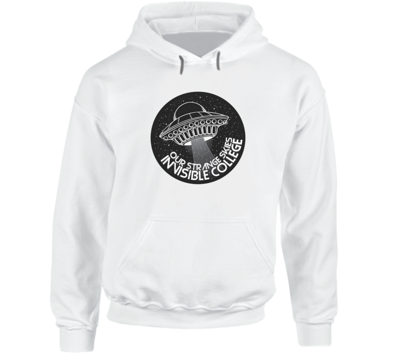 Our Strange Skies Invisible College Hoodie