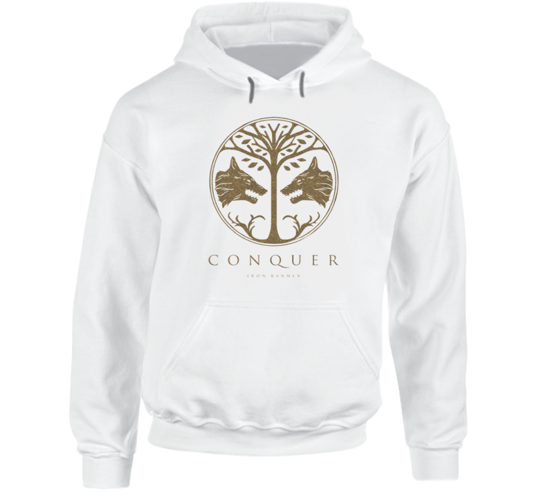 Conquer The Banner Hoodie