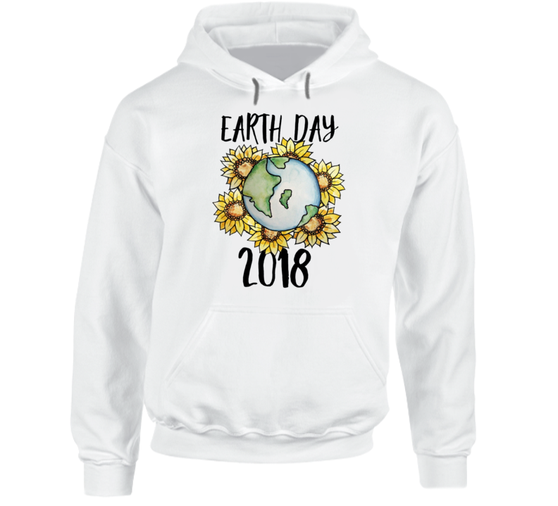 Earth Day 2018 Hoodie