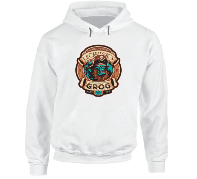 Ghost Pirate Grog Hoodie