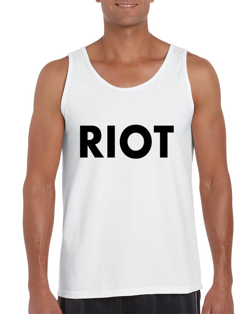 It's Always Sunny - Riot Tank Top