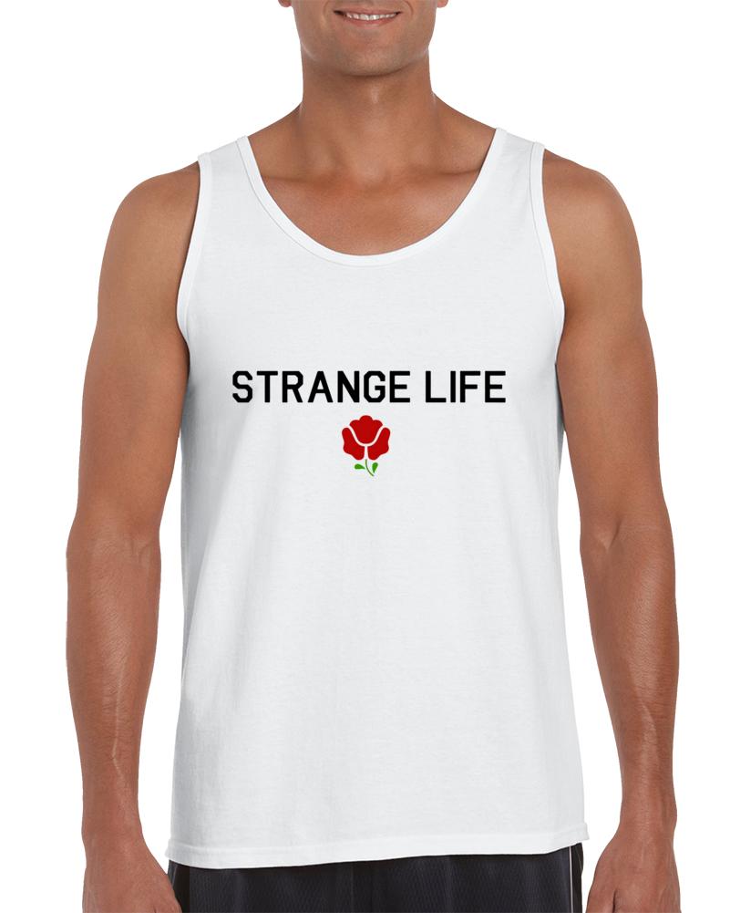 Strange Life - Flower Tank Top
