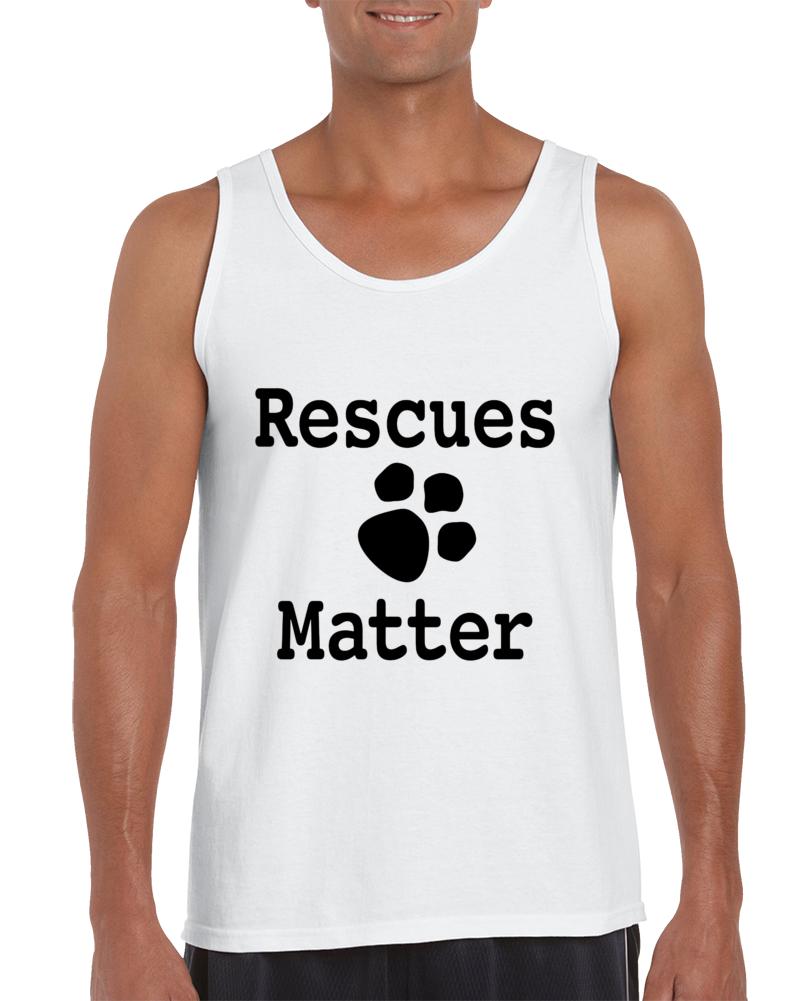 Rescues Matter Design No. 2 Tank Top