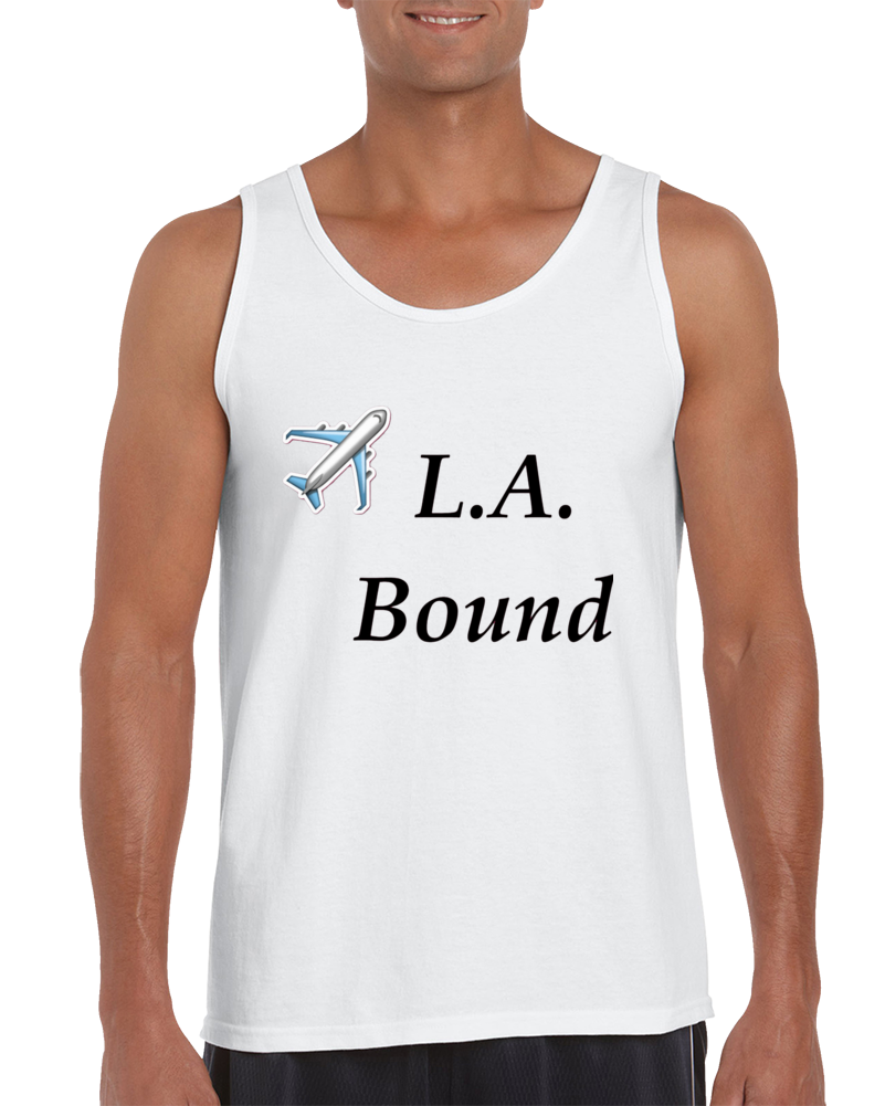 L.a. Bound Tank Top