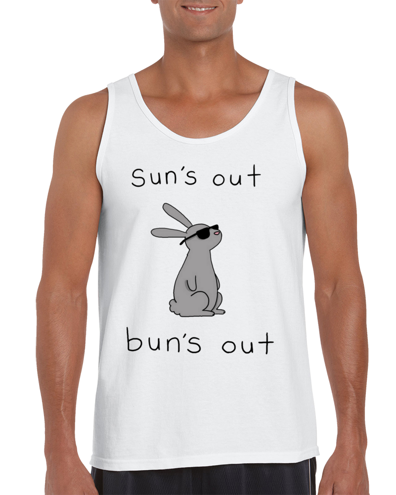 Sun's Out Bun's Out Tank Top