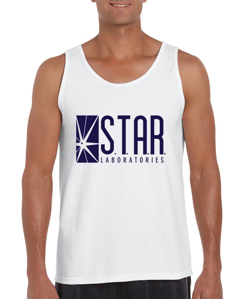 Star Labs Classic Logo Tank Top