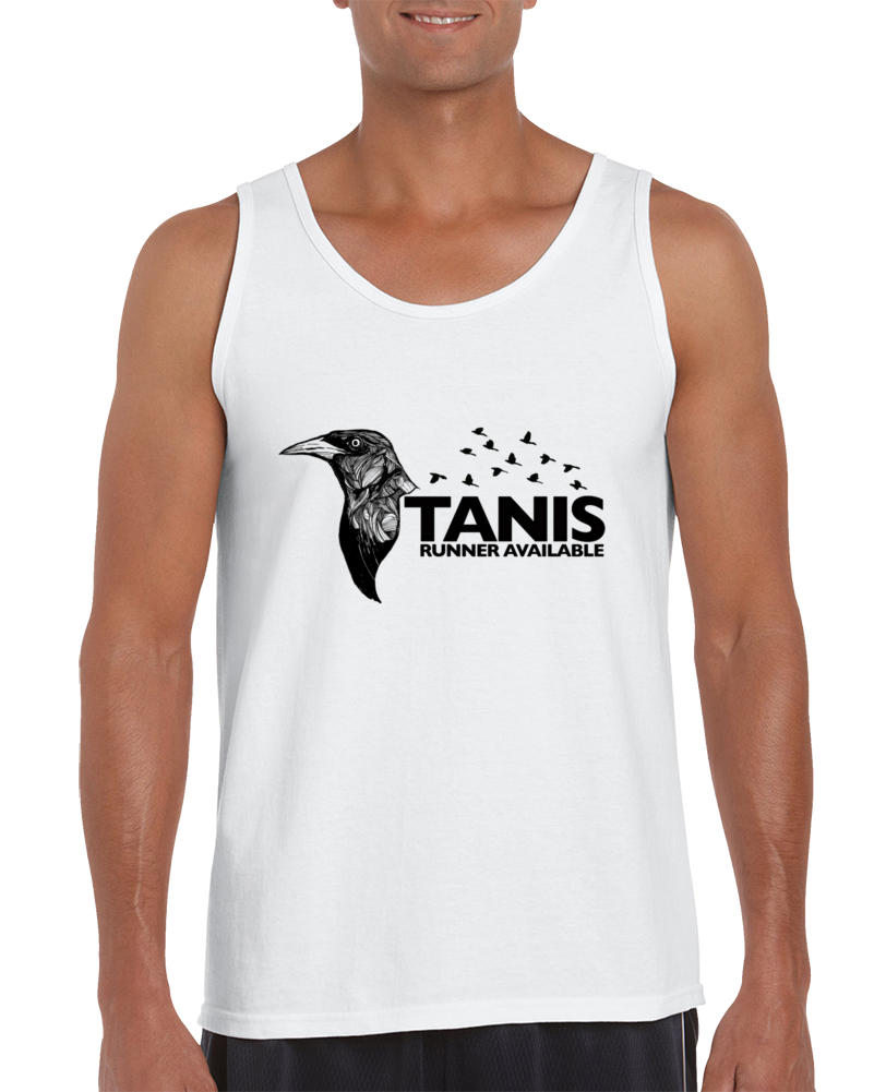 Tanis - Grackles Runner Available Tank Top