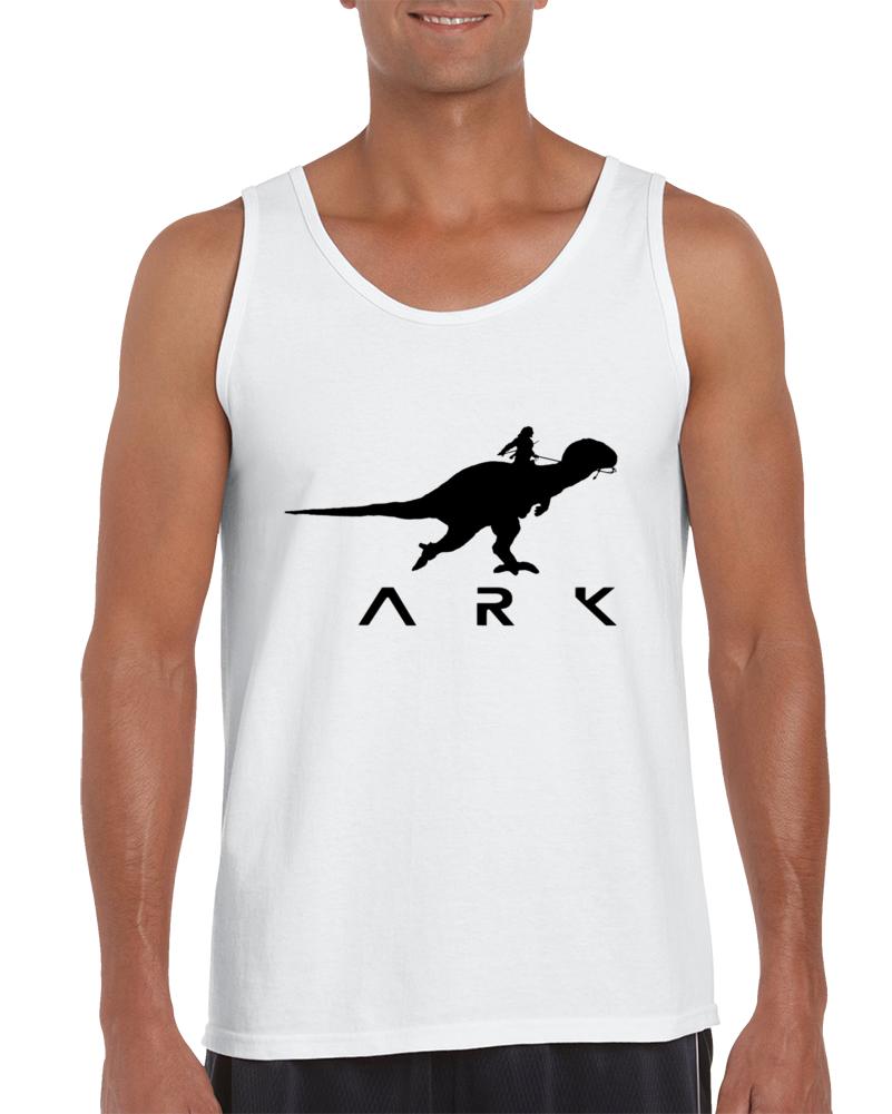 Ark Survival Evolved - Dino Rider Tank Top