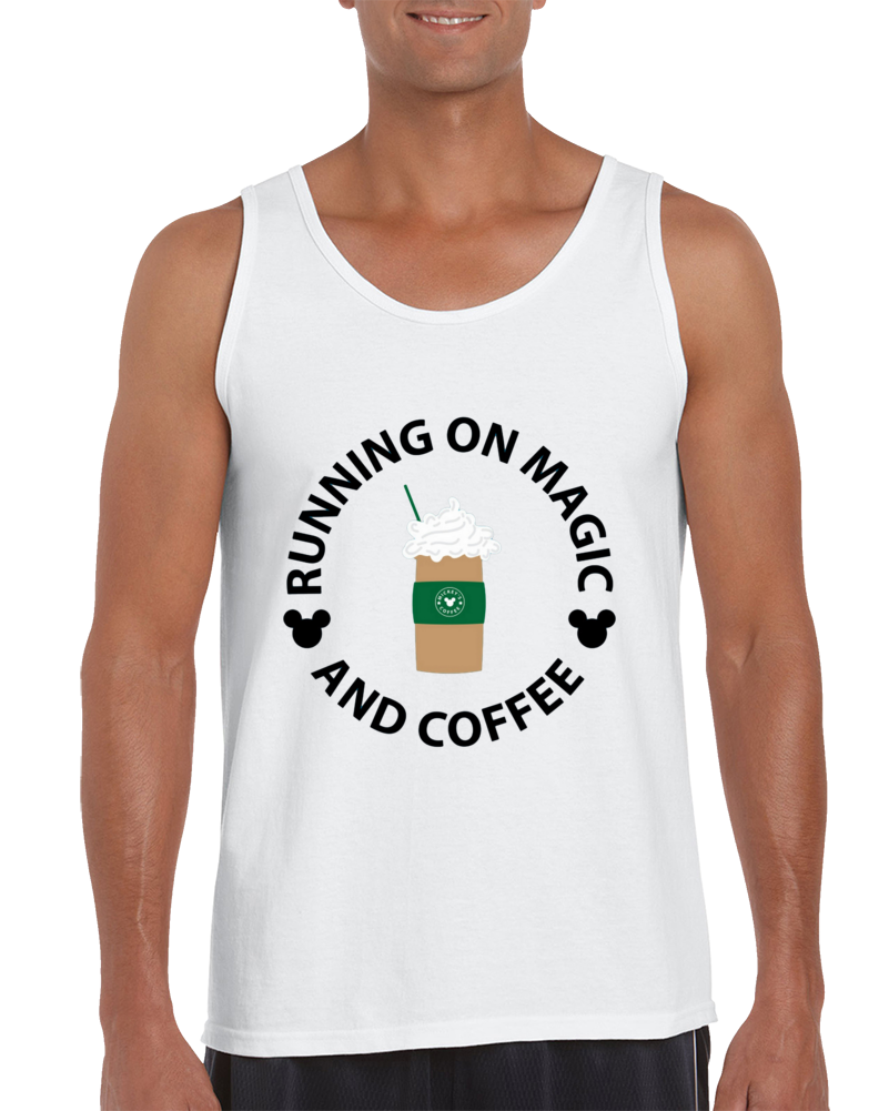 Magical Coffee Tank Top