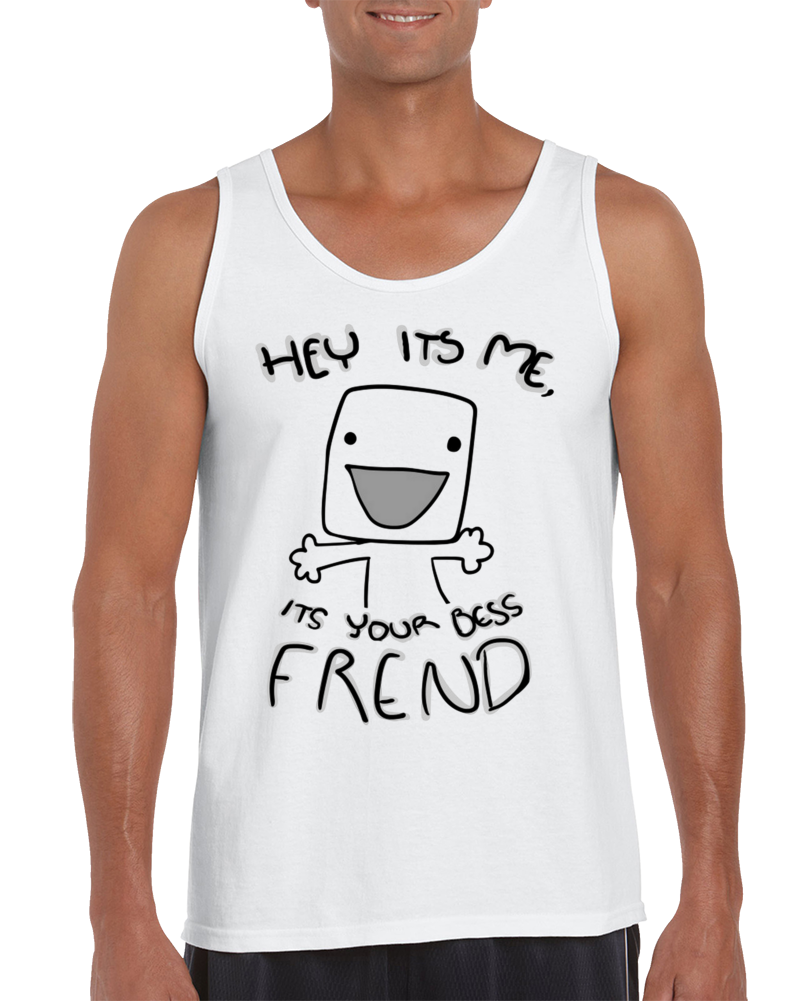 Your Bess Frend Tank Top