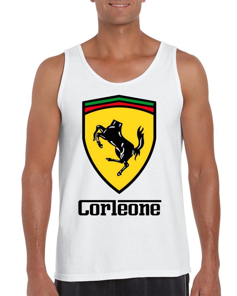 Scuderia Corleone (collab With Jay Hai) Tank Top