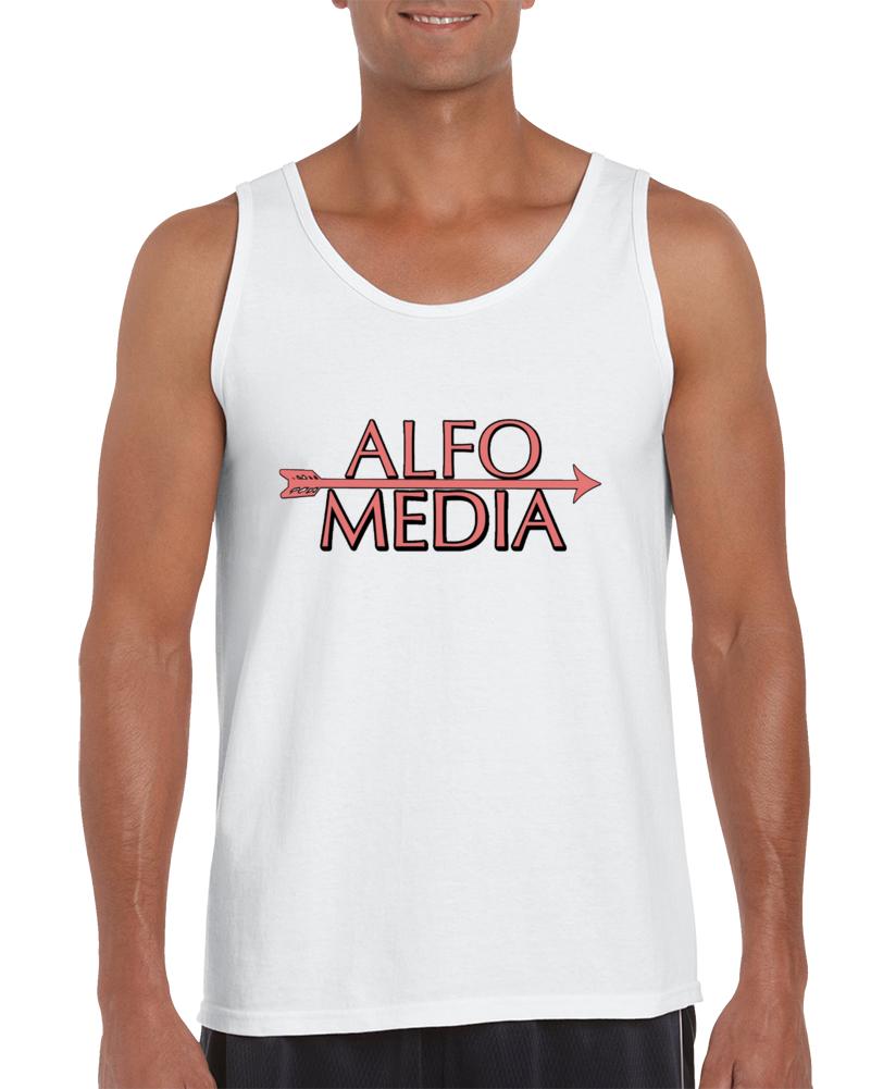 Alfo Media Logo Tank Top