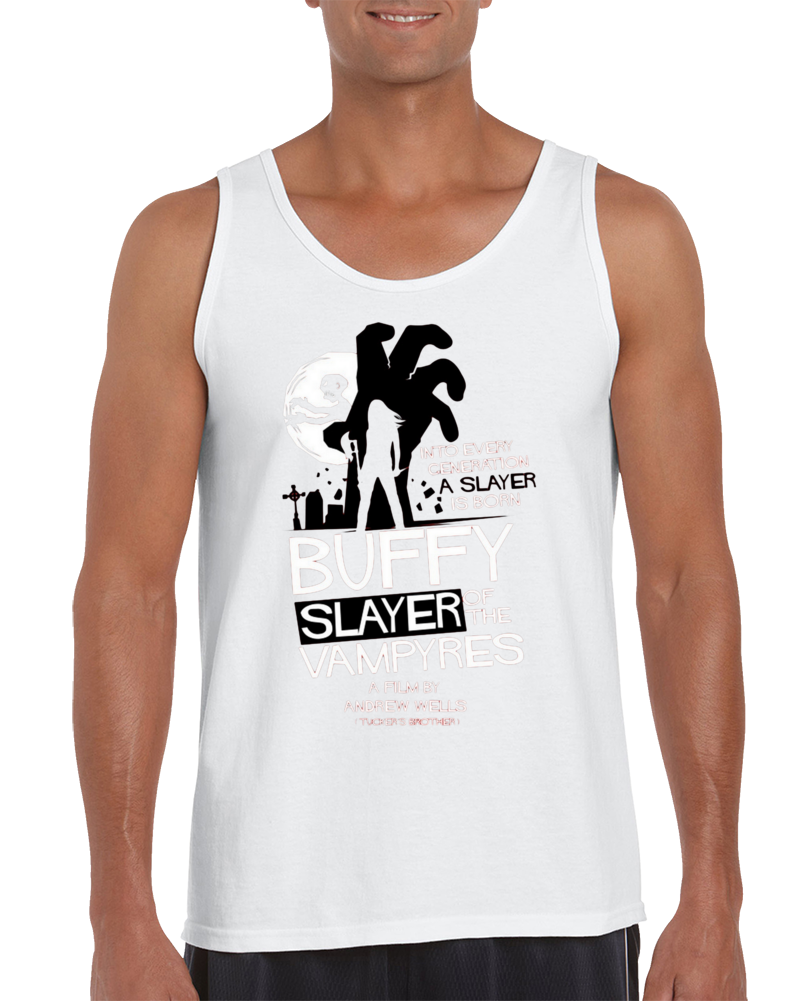Slayer Of The Vampyres Tank Top