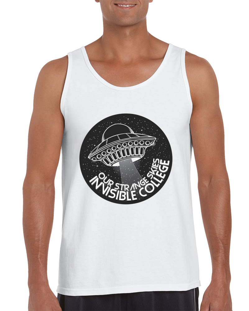 Our Strange Skies Invisible College Tank Top