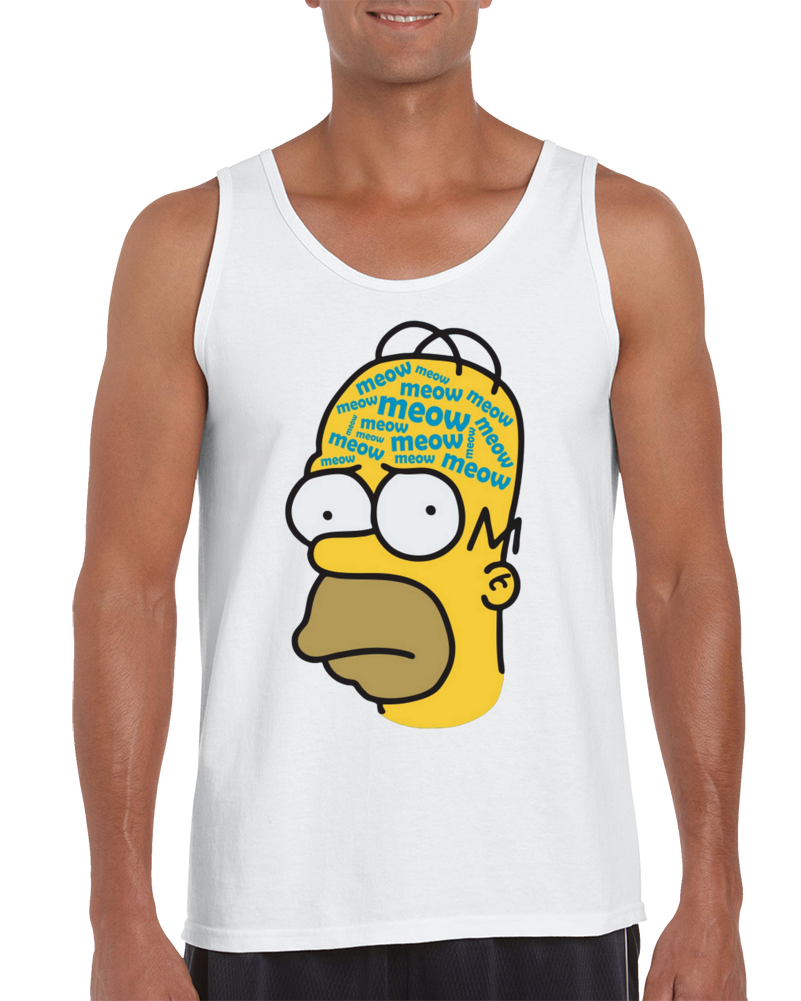 I Know You Can Read My Thoughts, Boy. Tank Top