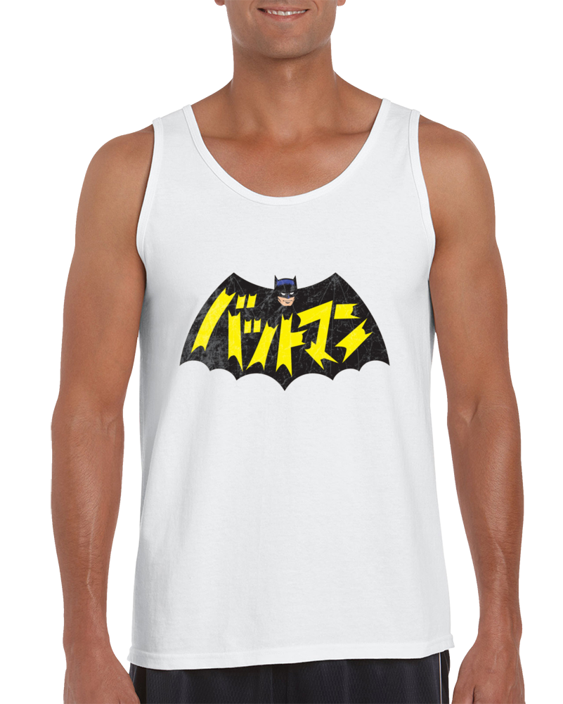 Batman '66 Japanese Tank Top
