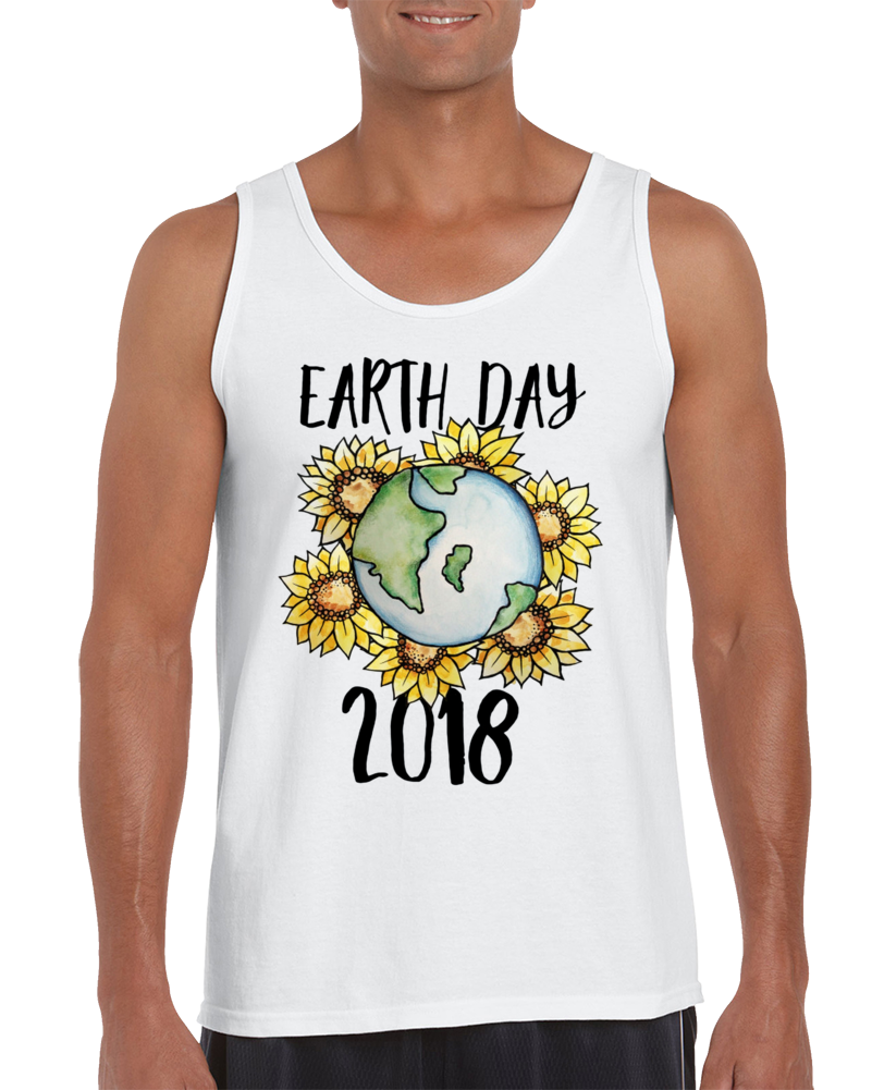 Earth Day 2018 Tank Top