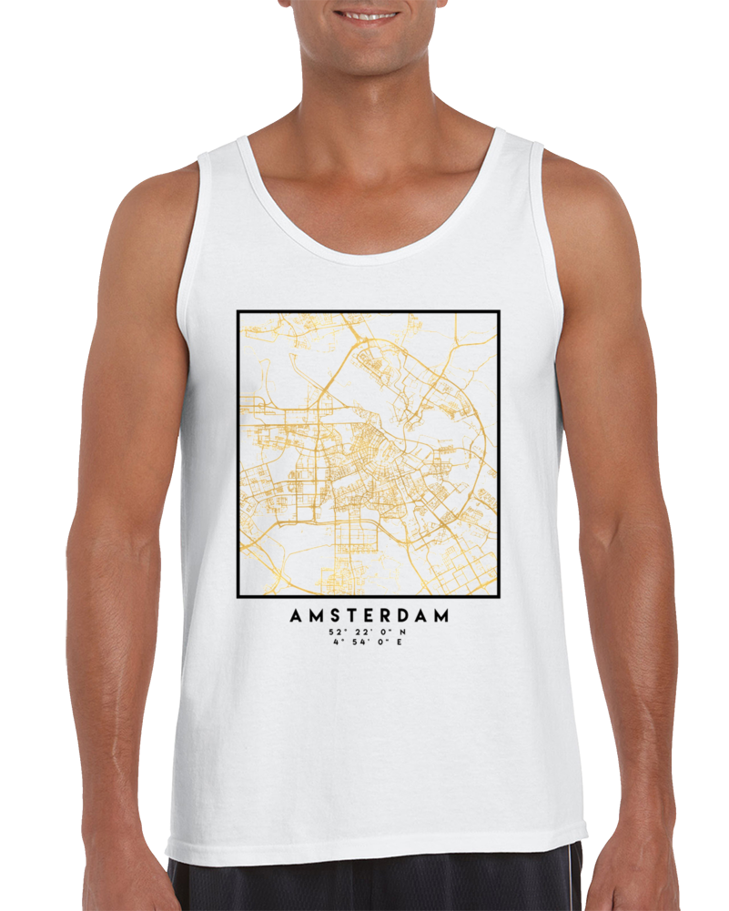 Amsterdam Holland Tank Top