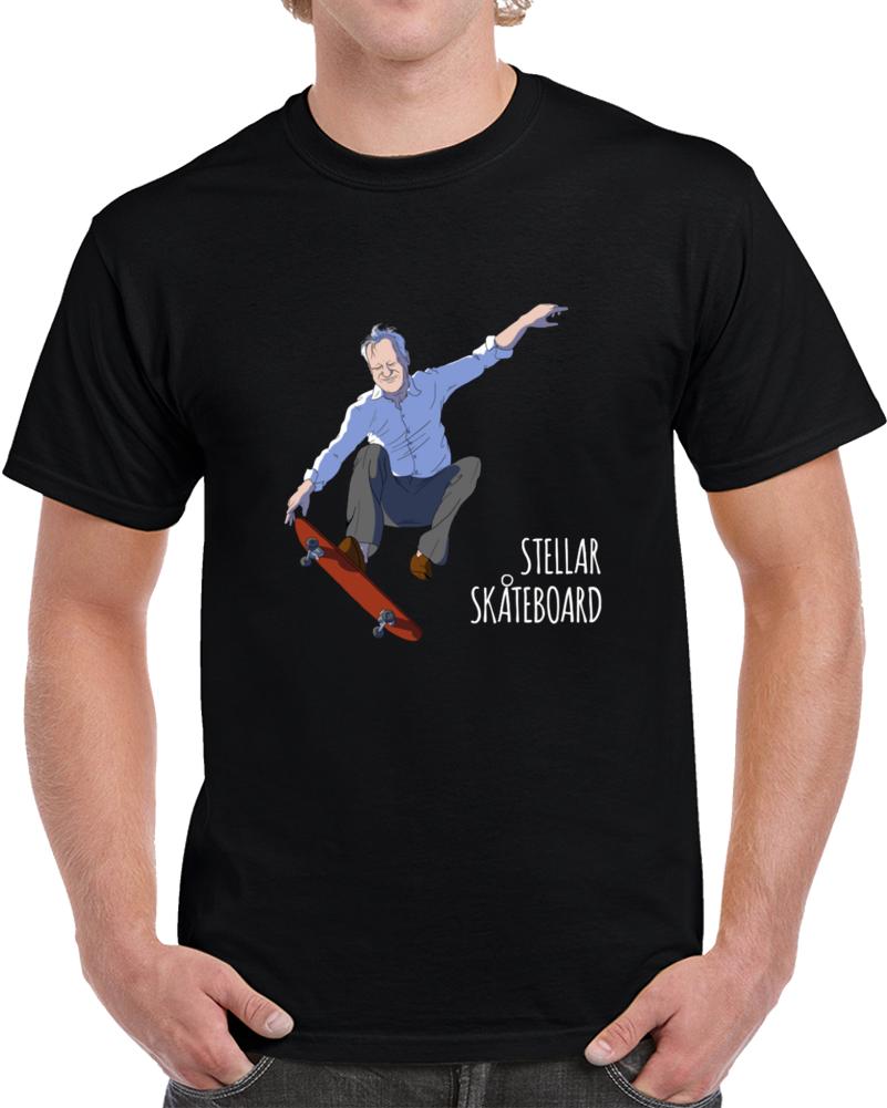 Stellar Skateboard! T Shirt