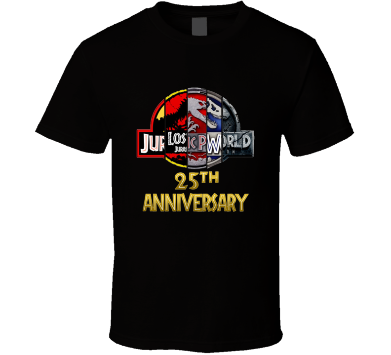 Jurassic Park 25th Anniversary Phone Case