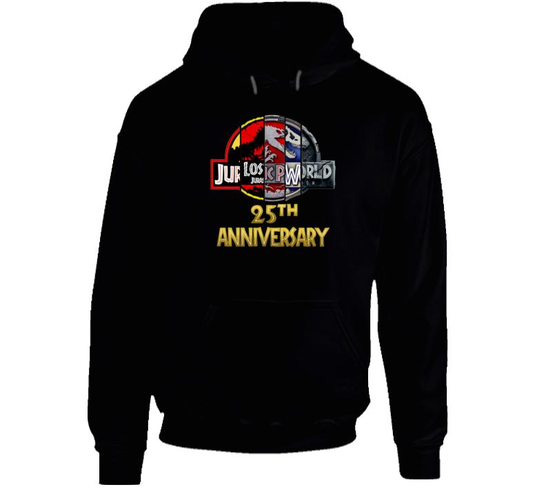 Jurassic Park 25th Anniversary Hoodie