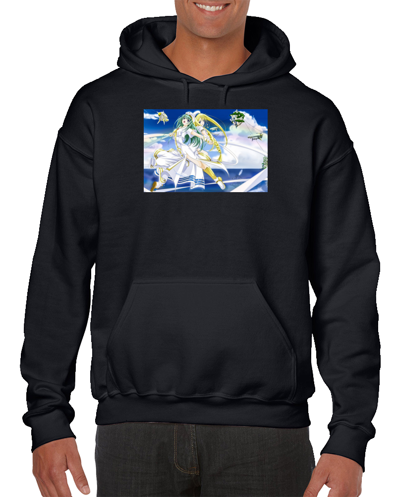 Aria The Origination Anime Hoodie