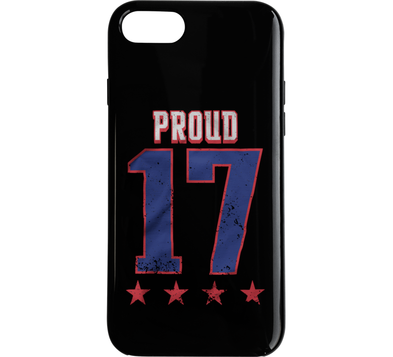 Proud - His Phone Case