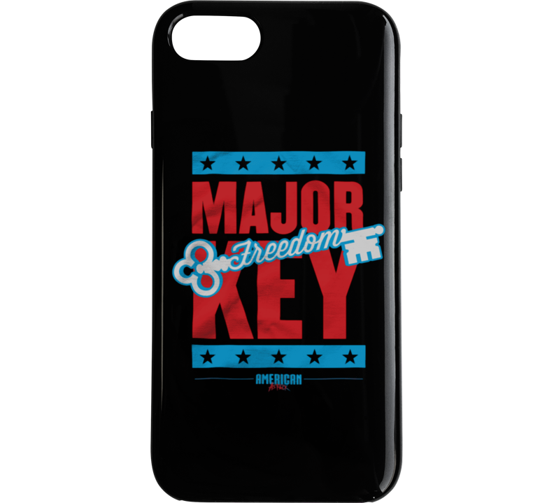 Major Key Phone Case