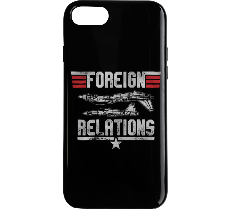 Foreign Relations Phone Case
