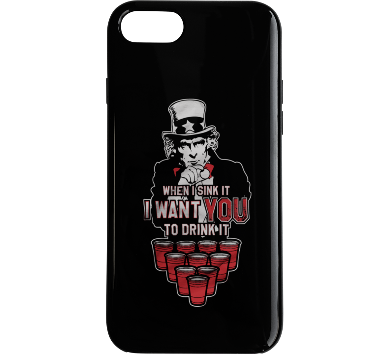 I Want You To Drink It Phone Case
