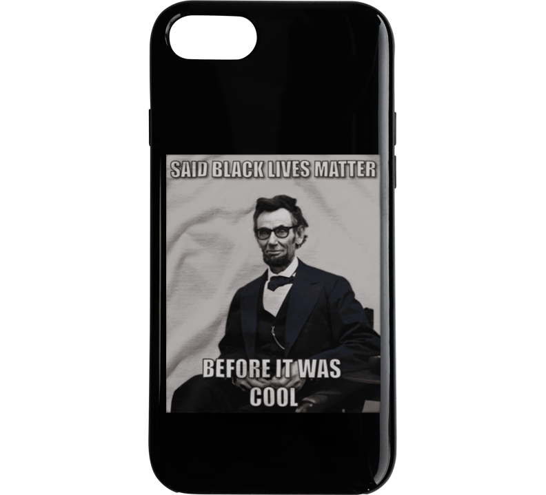 Abe - Before It Was Cool Phone Case