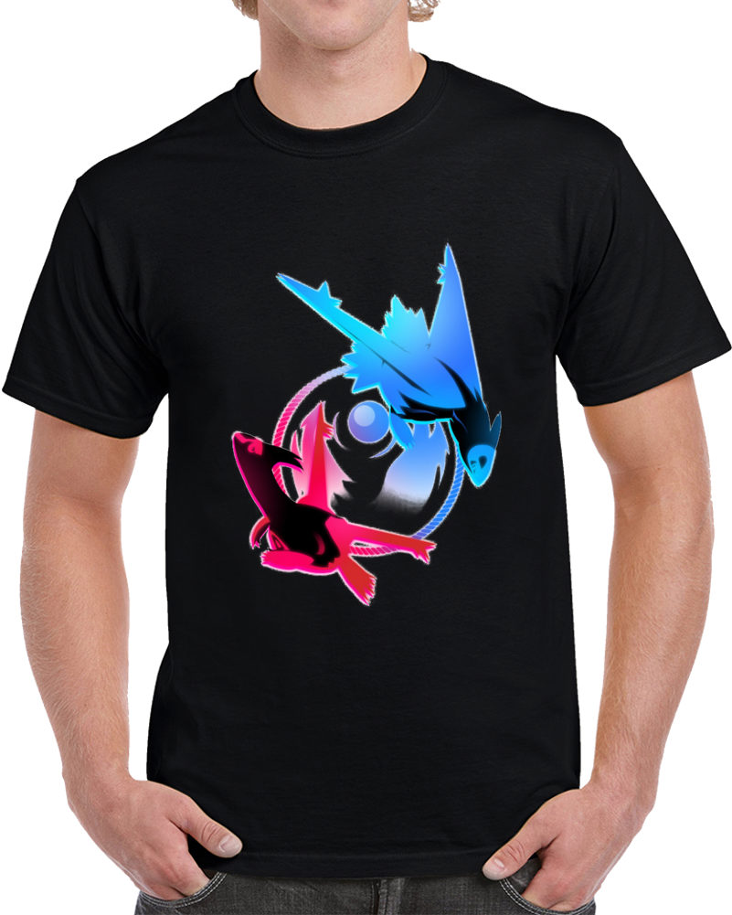 Latios And Latias T Shirt
