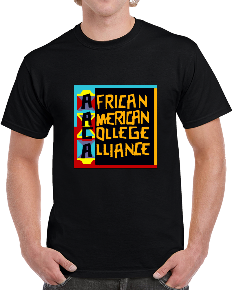 Aaca Luke Cage African American College Alliance T Shirt
